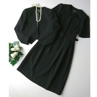 ソワール(SOIR)の東京ソワール 美品 ブラックフォーマル(礼服/喪服)