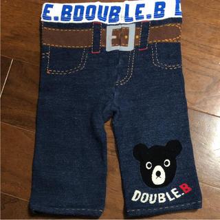 ダブルビー(DOUBLE.B)のダブルビー スパッツ 100(パンツ/スパッツ)