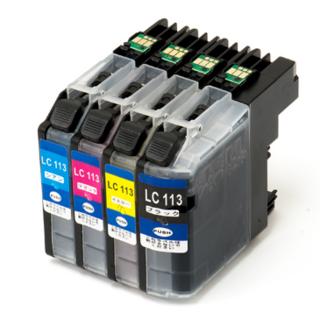 【4個】 ブラザー インク LC113(PC周辺機器)