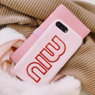 ハニーミーハニー(Honey mi Honey)のmiumiu iPhone case(iPhoneケース)