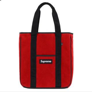 シュプリーム(Supreme)の送料込☆ Supreme porlatec tote red(トートバッグ)