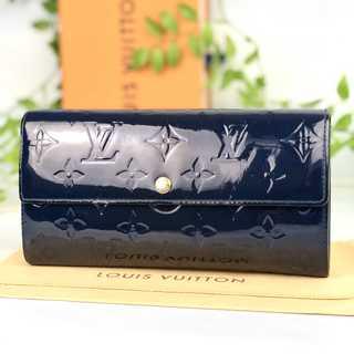 ルイヴィトン(LOUIS VUITTON)の✨美品✨ルイヴィトン ポルトフォイユ サラ グランブルー モノグラム  長財布(財布)
