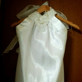 ドレスブラック ホワイトドレス(その他ドレス)