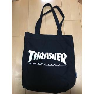 スラッシャー(THRASHER)のスラッシャーTHRASHER☆黒トートバック(トートバッグ)