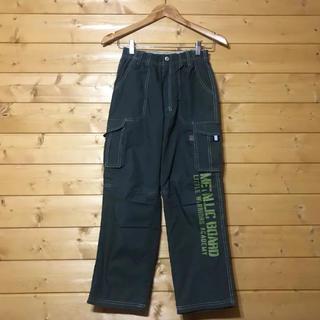 男の子 140cm カーキ カジュアル パンツ(パンツ/スパッツ)