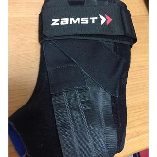 ザムスト(ZAMST)のザムスト zamst 足首・アキレス腱用サポータA1左足用(バレーボール)