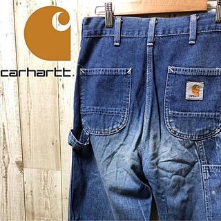 カーハート(carhartt)の【激レア】90s Carhartt カーハート ペインターパンツ 28 USA(ペインターパンツ)