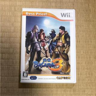 ウィー(Wii)の戦国BASARA3 wii(家庭用ゲームソフト)