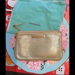 ティファニー(Tiffany & Co.)のティファニー♡コインパースケース小銭入れお財布おサイフ♡ポーチ名刺カードケース(コインケース)