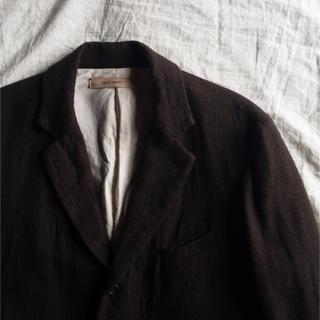 スズキタカユキ(suzuki takayuki)のsuzuki takayuki 17AW Wool Linen Jacket I(テーラードジャケット)