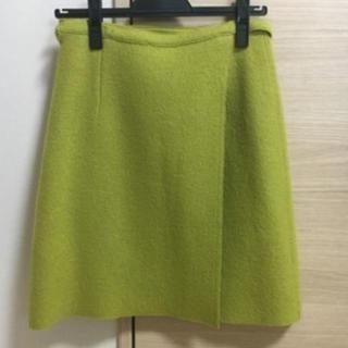 トクコプルミエヴォル(TOKUKO 1er VOL)のトクコ 1er VOL 巻きスカート(ひざ丈スカート)