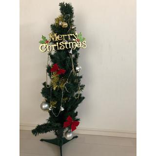 クリスマスツリー 飾り付き(その他)