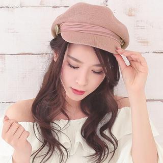 ニーナ(Nina)のマリンキャップ 【新品】(キャップ)