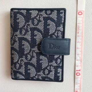 クリスチャンディオール(Christian Dior)のChristian Diorカードケース(名刺入れ/定期入れ)