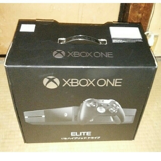 エックスボックス(Xbox)のXbox one elite(家庭用ゲーム機本体)
