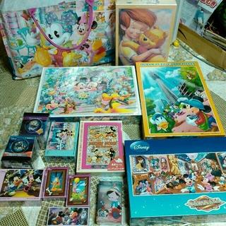 ディズニー(Disney)のディズニージグソーパズル福袋新品未開封単品売り不可です セット販売のみ(その他)