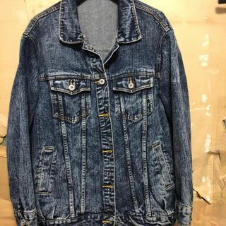 デニムのジャケット(Gジャン/デニムジャケット)