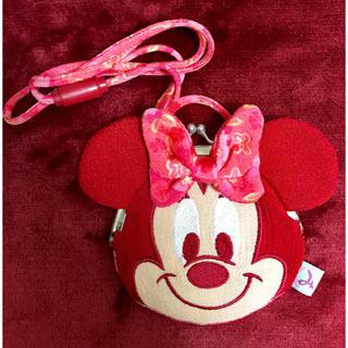ディズニー(Disney)のミニーマウス コインケース(コインケース)