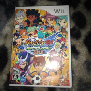 ウィー(Wii)のイナズマイレブン wii(家庭用ゲームソフト)