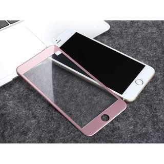 ML015 送料無料♪3Dガラスフィルム iphone7  ピンク(キーホルダー)
