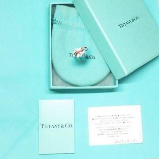 ティファニー(Tiffany & Co.)の未使用 ティファニー ブルーボックスチャーム(チャーム)