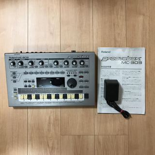 ローランド(Roland)のRoland MC303 groovebox(音源モジュール)