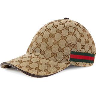 GUCCI 帽子 キャップ ベースボールキャップ(キャップ)