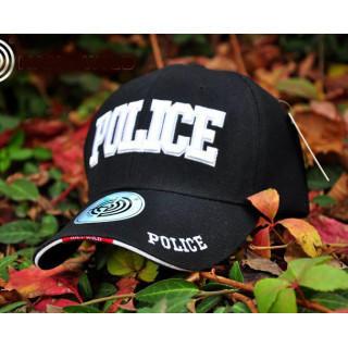 新品 POLICE ポリス 警察 キャップ 帽子 サバゲー コスプレ(キャップ)