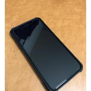 アップル(Apple)のIphone XS Max 64gb ケース、ヘッドホン付き(スマートフォン本体)