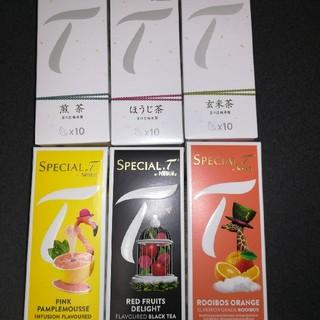ネスレ(Nestle)のネスレ スペシャルT カプセル6箱(茶)