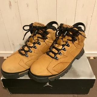 ナイキ(NIKE)の【送料込】28cm NIKE JORDAN AJB 6 WHEAT(ブーツ)