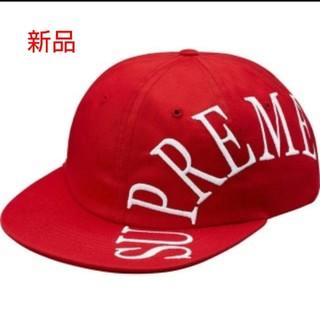 シュプリーム(Supreme)のSaid Arc  6-Panel Cap color Red Box Logo(キャップ)