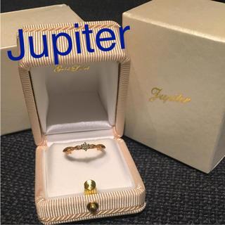 ジュピターゴールドレーベル(jupiter GOLD LABEL)の【sero様】ジュピター◎jupiter◎エタニティリング◎K10◎ダイヤ◎梨花(リング(指輪))