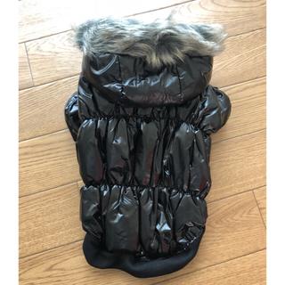 犬服 猫服 S ブラック ジャンパー(犬)