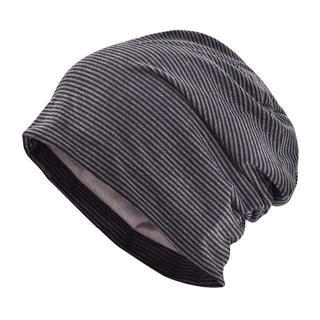 無地 ロールアップワッチ ニット帽 ビーニー オールシーズン Unisex(ニット帽/ビーニー)