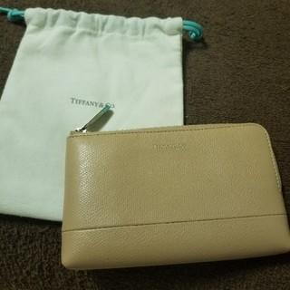 ティファニー(Tiffany & Co.)の【ティファニー】ポーチ、カードケース、小銭入れ(コインケース)