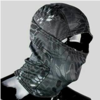 高機能3Wayフェイスマスク サイズFree 迷彩(その他)