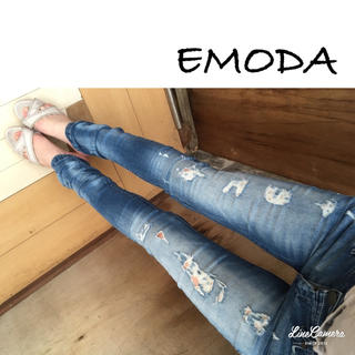 エモダ(EMODA)のEMODA(デニム/ジーンズ)