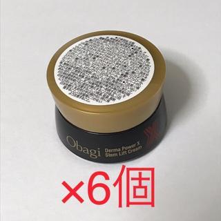 オバジ(Obagi)のオバジ ダーマパワーX ステムリフトクリーム 6g×6 サンプル 試供品(フェイスクリーム)