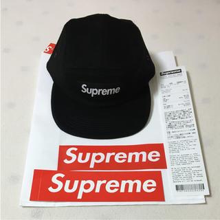 シュプリーム(Supreme)のsupreme wool camp cap(キャップ)