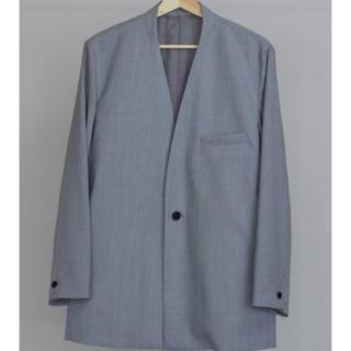 Ethosens ノーカラージャケット(ノーカラージャケット)