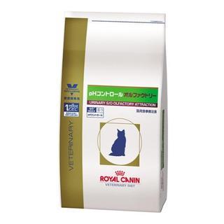 ロイヤルカナン(ROYAL CANIN)のpHコントロール オルファクトリー 4kg×4袋セット 猫用 ロイヤルカナン(猫)