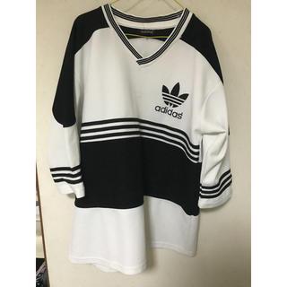 アディダス(adidas)のadidasホッケーシャツ(Tシャツ/カットソー(七分/長袖))