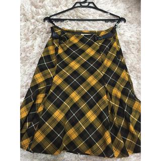 スコット(SCOTT)のウールスカート♡(ひざ丈スカート)