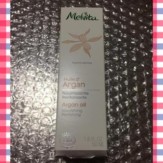 メルヴィータ(Melvita)の並行輸入品 新品 Melvita メルヴィータ アルガンオイル 50ml(フェイスオイル / バーム)