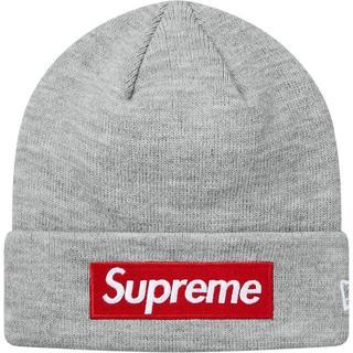 シュプリーム(Supreme)のSupreme 18AW  New Era Box Logo Beanie (ニット帽/ビーニー)