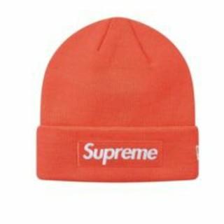 シュプリーム(Supreme)のNew Era® Box Logo Beanie(ニット帽/ビーニー)