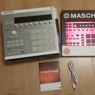 美品 maschine mk2 native instruments dtm(MIDIコントローラー)