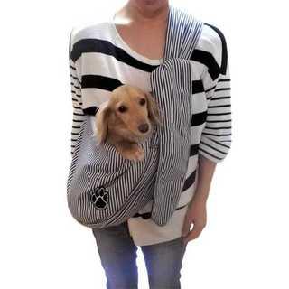 [新品☆]ペットスリング 犬 抱っこ紐 スリングバッグ(犬)