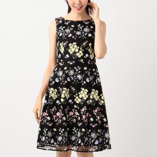 トッカ(TOCCA)のTOCCA GARDEN FLOWER WALTZ ドレス ブラック 00サイズ(その他)